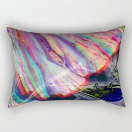 space neon III Rectangular Pillow