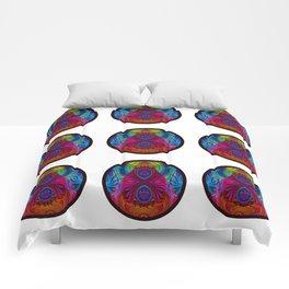 Varietile 50c (Circular) (Repeating 2) Comforters