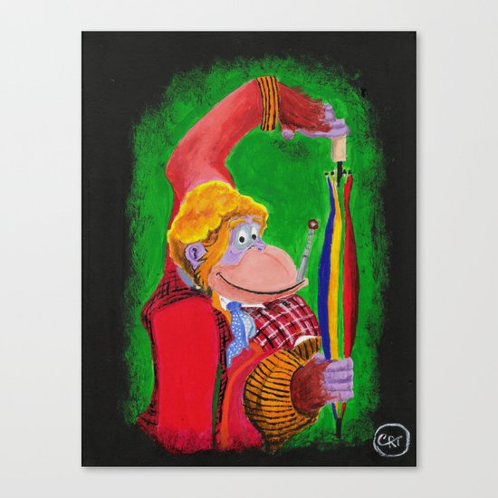 Who Dis Doctor 6 Canvas Print