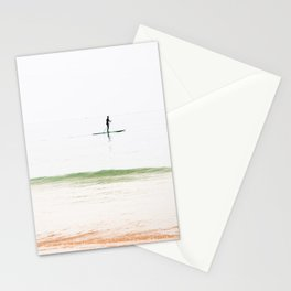 Paddle board Stationery Cards