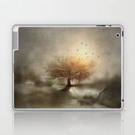 Lone Tree Love IV Laptop & iPad Skin
