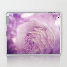 Vintage Ranunculus Laptop & iPad Skin
