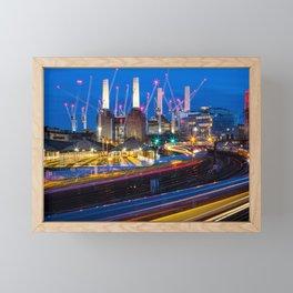 London England Framed Mini Art Print