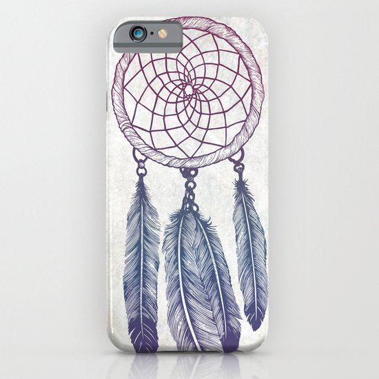 Catching Your Dreams iPhone & iPod Case