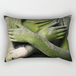 Cross My Heart Rectangular Pillow
