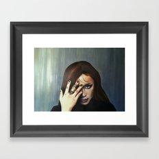 Michelle Phan  Framed Art Print
