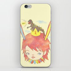 CROWN NEST - GOZILLA KING 고질라킹 iPhone & iPod Skin