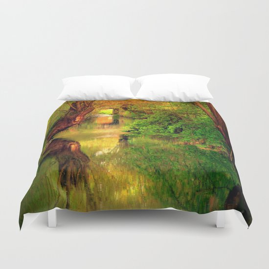 Riverside Duvet Cover