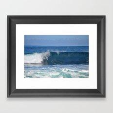 sea ## ##### Framed Art Print