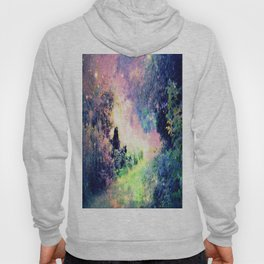 Pastel Fantasy path Hoody