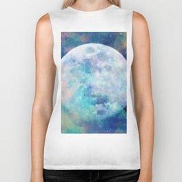 Moon + Stars Biker Tank