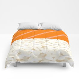 Salmon Sushi - the Yummy Collection Comforters