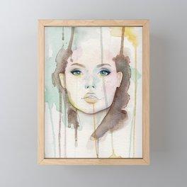 Ophelia Framed Mini Art Print