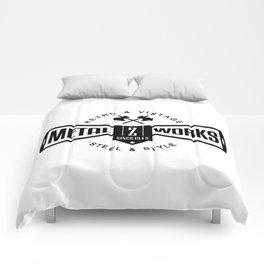 retro tee Comforters