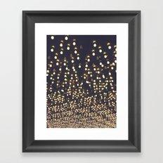 Viva Lost Vegas Framed Art Print