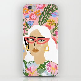 Fashion Is Calling Me iPhone Skin