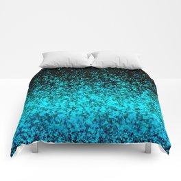 Glitter Dust Background G162 Comforters