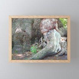 Tree Talk 7 Framed Mini Art Print