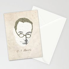 C.S. Lewis Stationery Cards