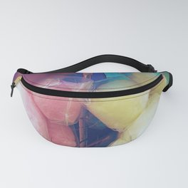 Cotton Candy Dream Fanny Pack