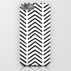 Graphic_Black&White #4 iPhone 6s Slim Case