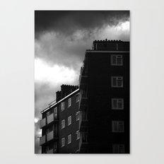 Tottenham Flats Canvas Print