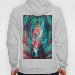 Floral Inferno Hoody