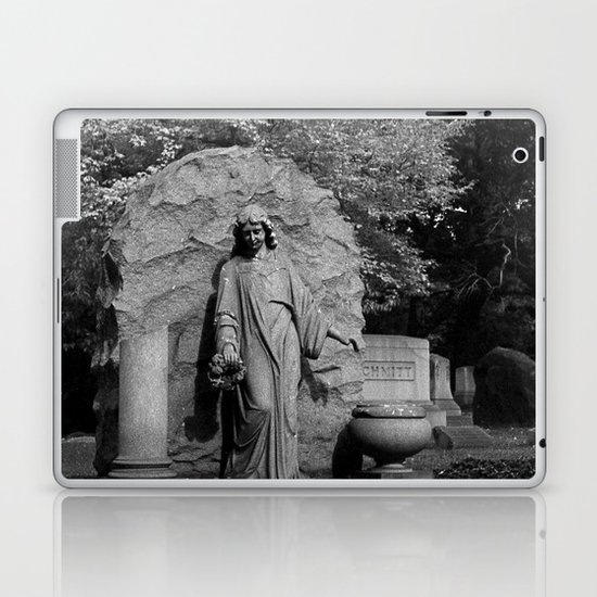 Watch Over Me Laptop & iPad Skin