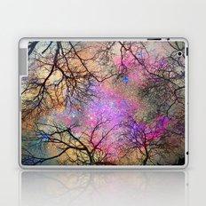 Sky dreams. Serial. Warm pink Laptop & iPad Skin