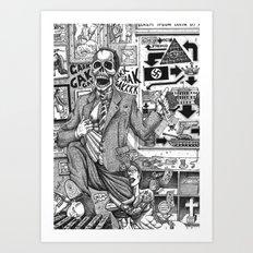 LIDS Art Print