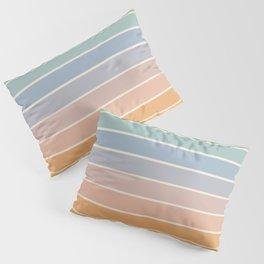 Gradient Arch - Rainbow III Pillow Sham
