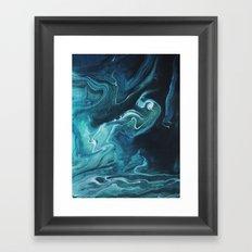 Gravity II Framed Art Print