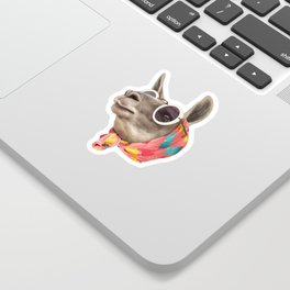 FASHION LAMA Sticker
