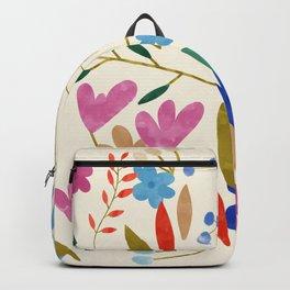 Groundbreaking Florals Backpack