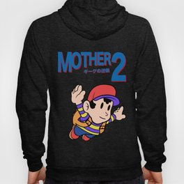 Mother 2 / Earthbound / Super Mario Bros. 3 Style Hoody