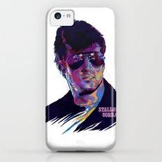 SYLVESTER STALLONE: BAD ACTORS iPhone 5c Slim Case