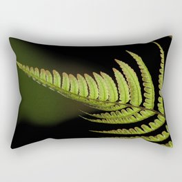 Autumn Fern Rectangular Pillow