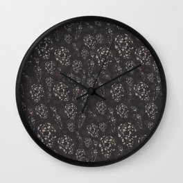 Inside Beauty Wall Clock