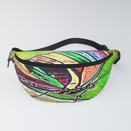 Insect Models: Beautiful Butterflies 05-02 Fanny Pack