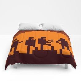 Get Lucky Pixel Cover Comforters