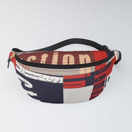 Election Day 5 Fanny Pack