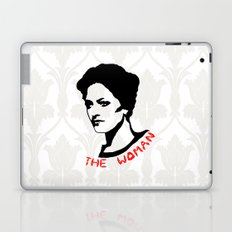 Irene Adler Laptop & iPad Skin