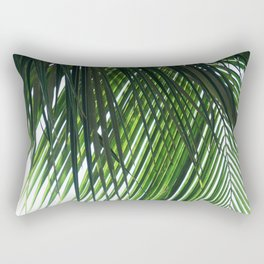 Palm in Las Palmas Rectangular Pillow