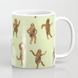 Wookie Dance Party Coffee Mug