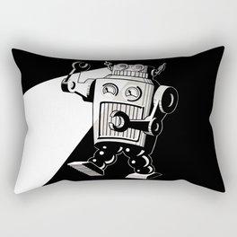 Robot Rectangular Pillow