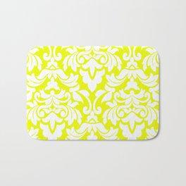 Lemon Fancy Bath Mat