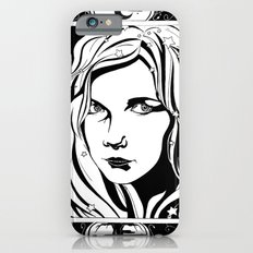 With Stars In Her Hair iPhone 6s Slim Case