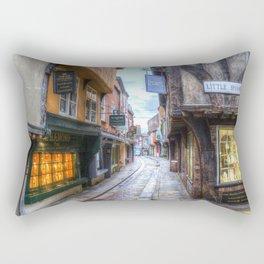 The Shambles Street York Rectangular Pillow