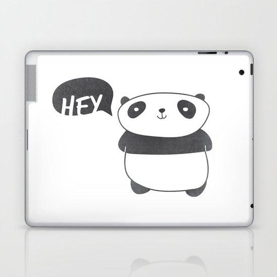 Panda Friend Laptop & iPad Skin