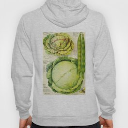 Vintage Vegetable Advertisement (1907) Hoody